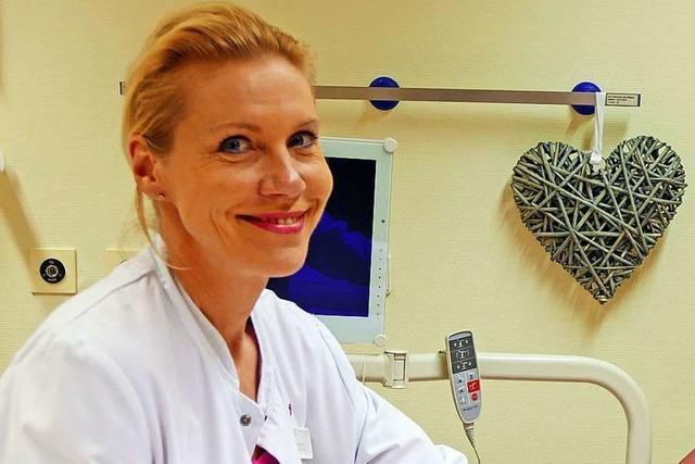 Neue Gynäkologie-Chefin halbiert Zahl der Kaiserschnitte in Müllheim