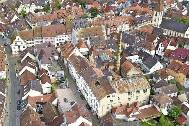 Auf Lederfabrik-Areal in Endingen sollen rund 50 Wohnungen entstehen