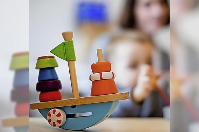 Genug Plätze zur Kinderbetreuung