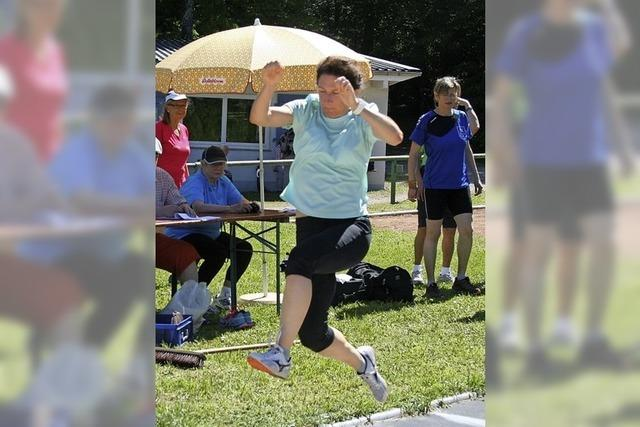 Ganz schön sportliche Senioren