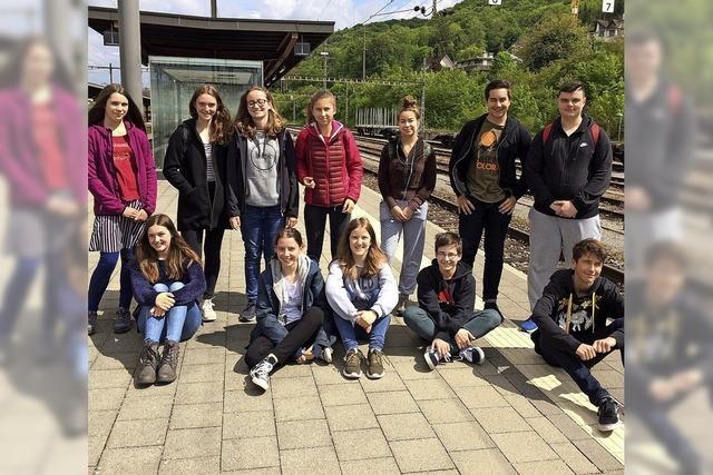 Zum Austausch nach Neuchâtel