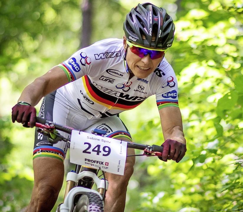 <BZ-FotoAnlauf>Mountainbike:</BZ-FotoA...tz siegte beim Waldhaus Bike Marathon.  | Foto: Paul Dietze