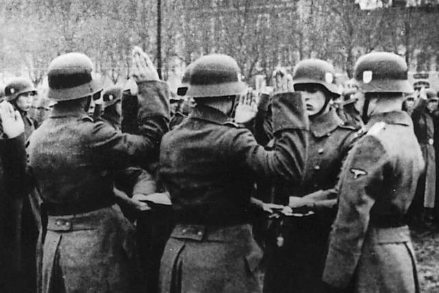 Kriegsopferrente für ehemaliges Mitglied der Waffen-SS?