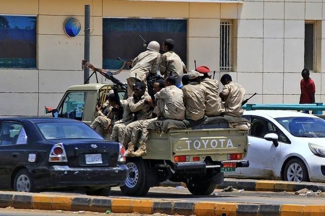 Druck auf Militärs im Sudan wächst