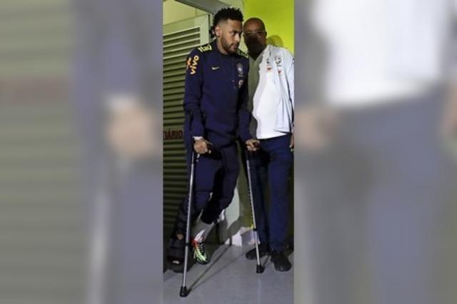 Neymars Krise nimmt kein Ende