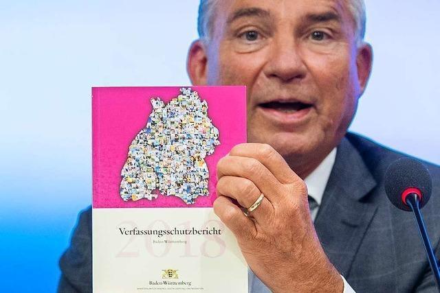 Reichsbürger im Visier der Verfassungsschützer