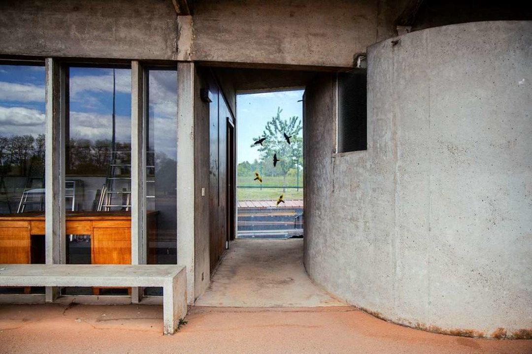 Niemand da, nicht mal ein Architekturf...r der Windener Fotograf Joss Andres).   | Foto: Joss Andres