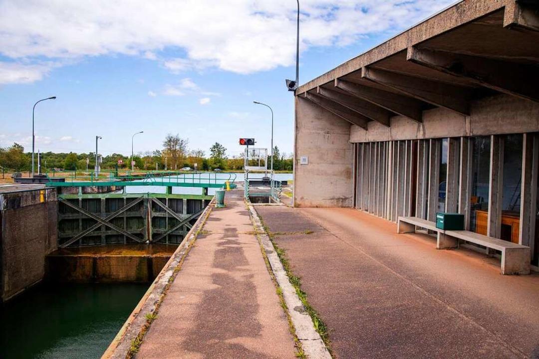 Seit 2005 stehen Le Corbusiers Gebäude...Format von 85 Metern Länge nicht aus.   | Foto: Joss Andres