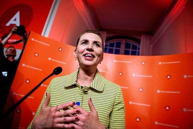 Dänemarks Sozialdemokraten zahlen hohen moralischen Preis