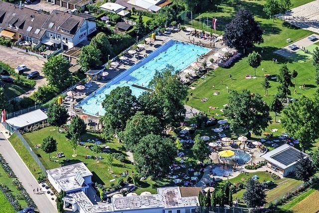 Das Ettenheimer Schwimmbad