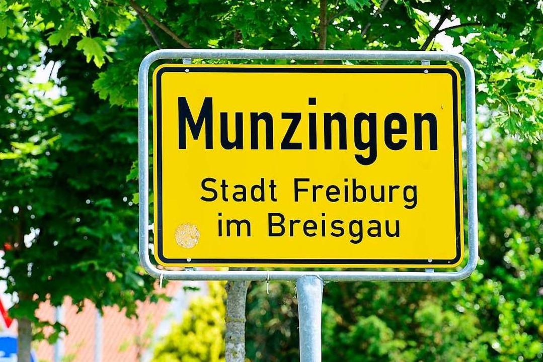 Der Sachverhalt um die verschobene Ort... Munzingen ist nicht gänzlich geklärt.  | Foto: Ingo Schneider