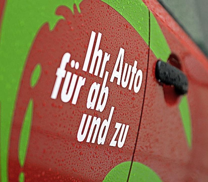 Carsharing bietet Autos, auch für Wenigfahrer.   | Foto: Britta Pedersen