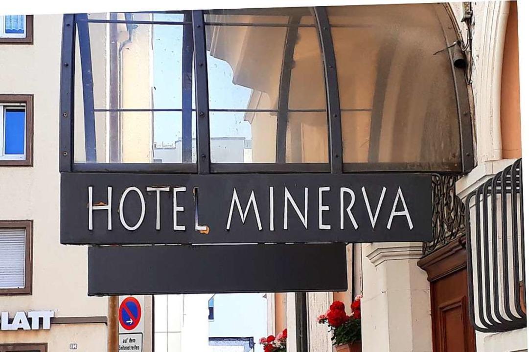 Das Hotel in der Poststraße gibt es schon seit 1906    Foto: Hannes Selz