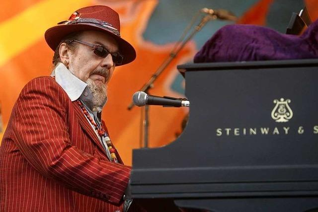 Dr. John, der Hohepriester des New-Orleans-Blues, ist tot