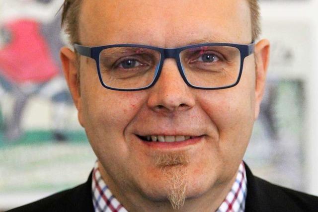 Guido Schöneboom will Oberbürgermeister werden