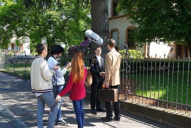 Filmprojekt befasst sich mit der NS-Zeit in Offenburg