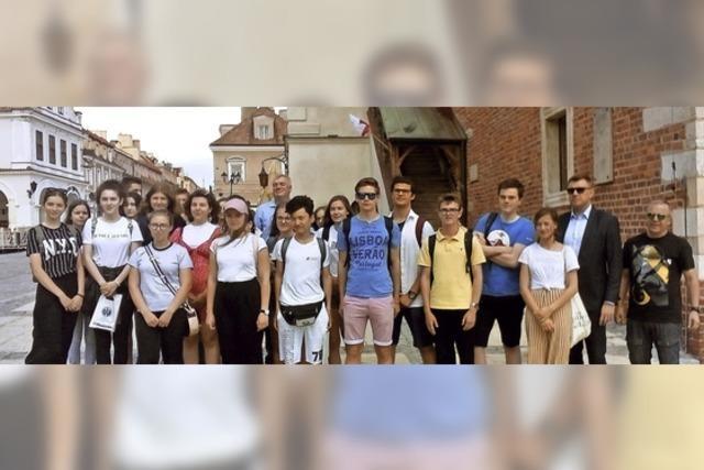 Wiedersehen in Sandomierz