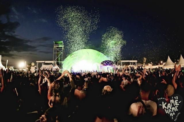 Kamehameha Festival 2019 holt Top-Acts elektronischer Musik nach Offenburg