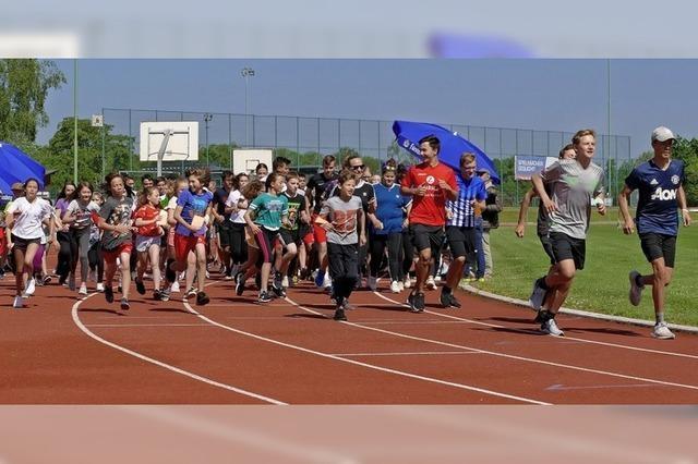 Laufen für Mädchen