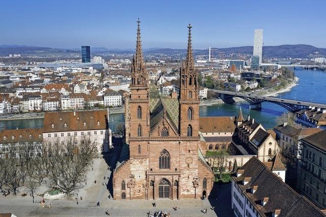 Zwei Konzerte an der Orgel im Basler Münster