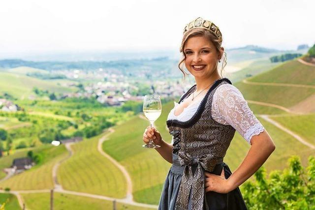 Sina Erdrich aus Durbach ist neue Badische Weinkönigin