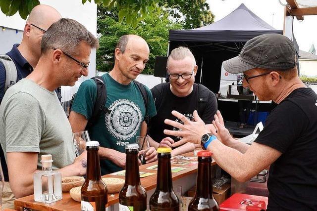 Wie war's beim Bierkulturfestival Craftival in Freiburg?