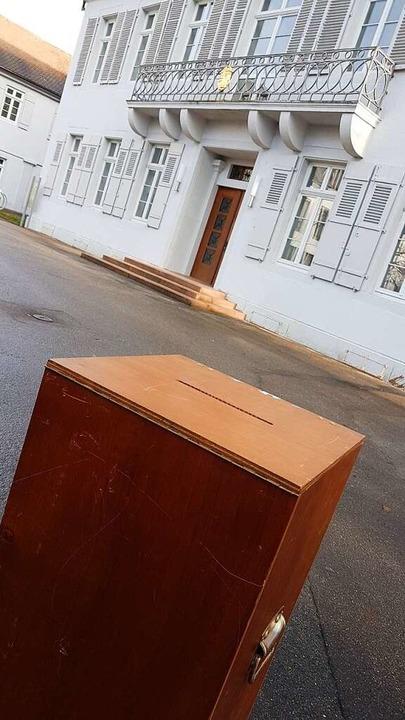 Bei der OB-Wahl geht's um den Chefposten im Lahrer Rathaus.  | Foto: Karl kovacs