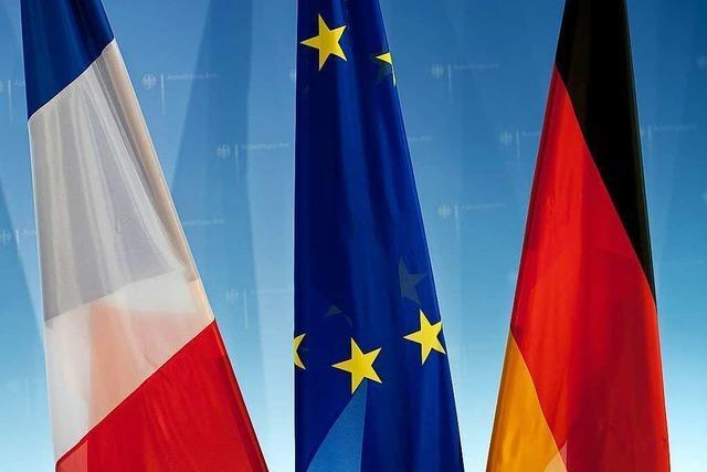 Macrons Alleingänge schwächen die EU