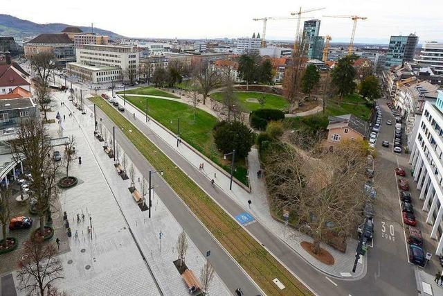 Konstruktive Diskussionsrunde zur Umgestaltung des Freiburger Colombiparks