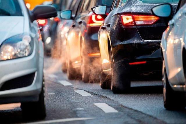Verkehrsminister Hermann fordert ein Drittel weniger Autos in Städten