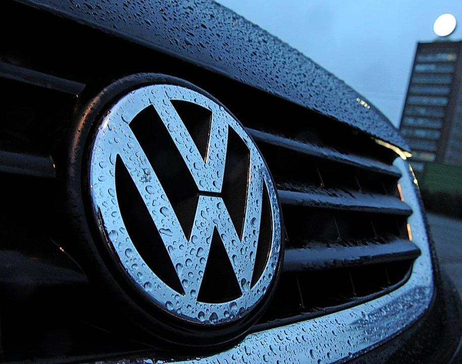 Schwarzer Tag für VW: Am 18. September...on bei Millionen Diesel-Autos publik.   | Foto: Jochen Lübke