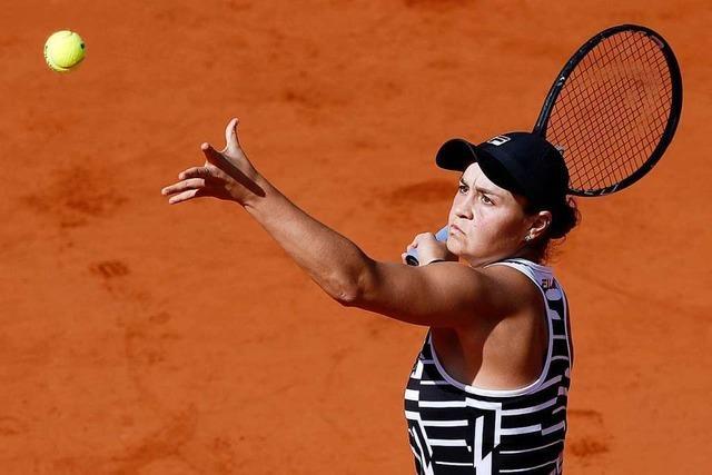 Ashleigh Barty gewinnt French Open, Thiem fordert Nadal im Finale