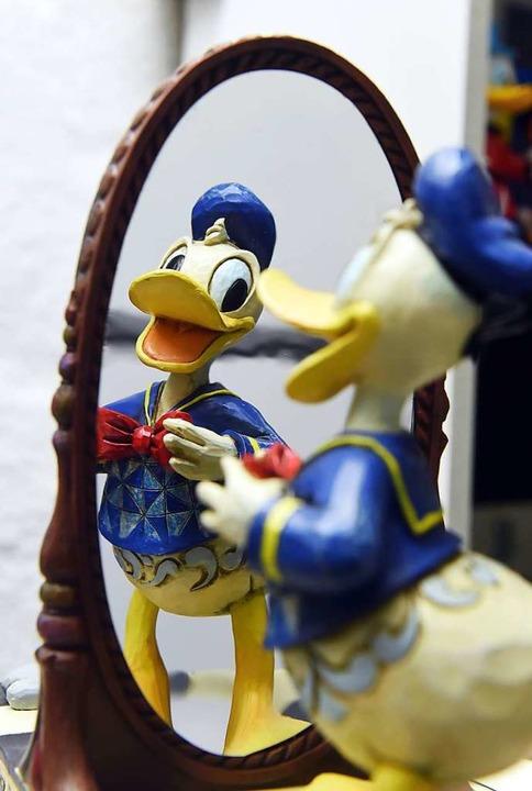 Donald Duck wird 85  | Foto: Uli Deck