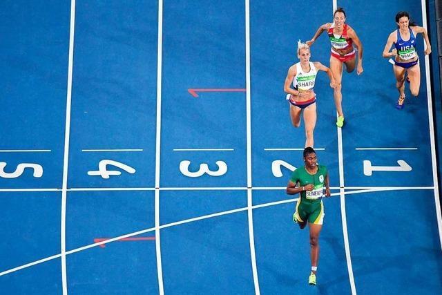 Wie sieht richtiger Umgang mit intersexuellen Athletinnen aus?