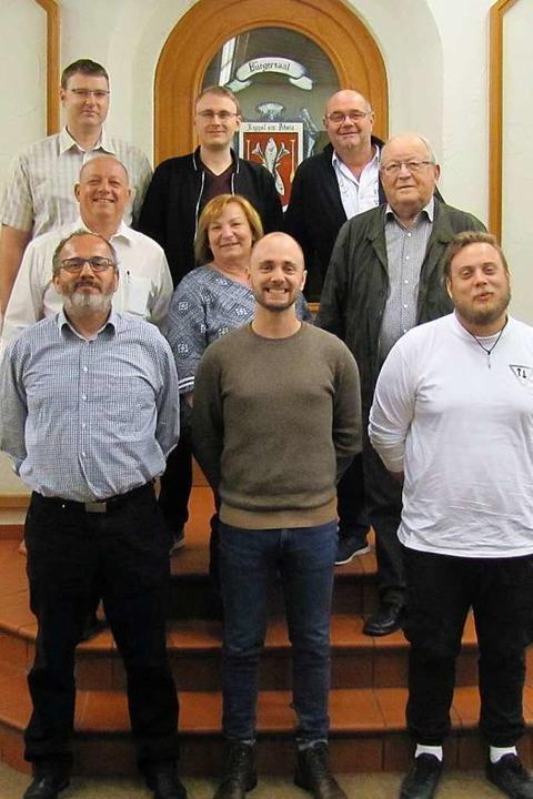Der Arbeitskreis  organisiert das Jubi...efers (nicht im Bild) und Werner Hilß.  | Foto: Ilona Robol