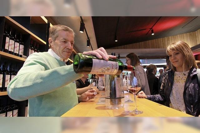 Eindrücke von der Weinkult Breisgau