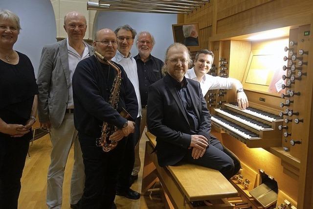 Geburtstagsständchen für die Orgel