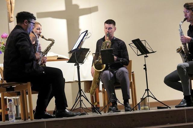 Klangfarben des Saxophons