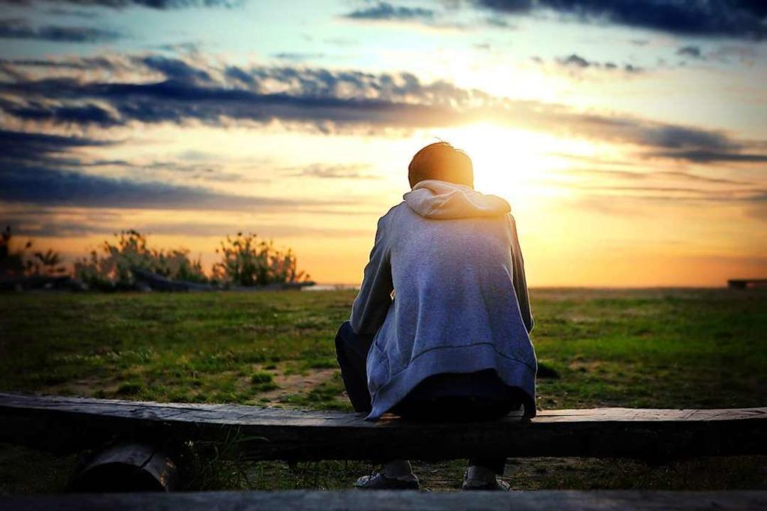 Einsamkeit ist ein Problem, das vor allem ältere Menschen betrifft.  | Foto: Sabphoto - stock.adobe.com