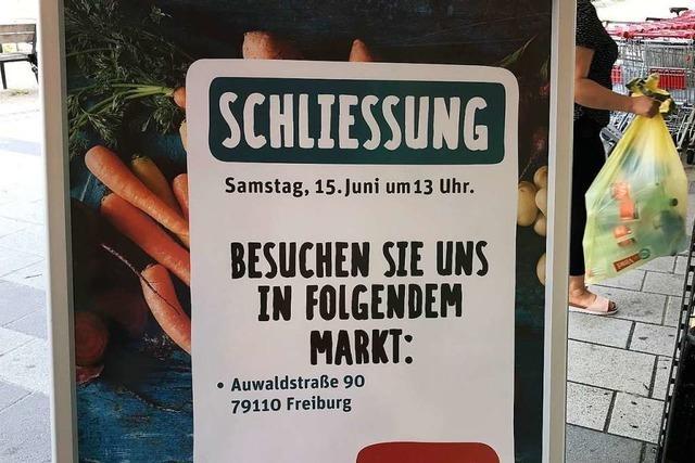 In Weingarten kann man für die Fahrt zum Supermarkt jetzt Regiokarten ausleihen