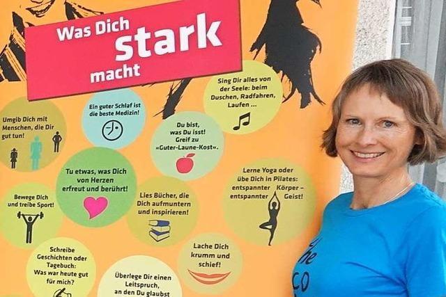 Eine Gruppe in Schopfheim will Menschen für psychische Erkrankungen sensibilisieren