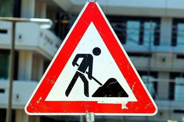 Straße zwischen Bad Säckingen und Egg knapp zwei Wochen gesperrt