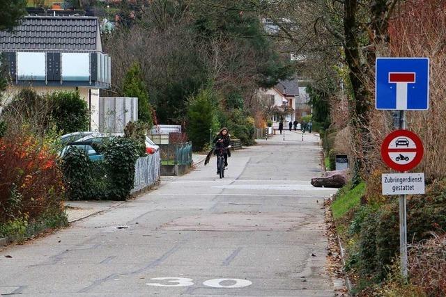 Stein sagt knapp Ja zur Fahrradverbindung nach Bad Säckingen