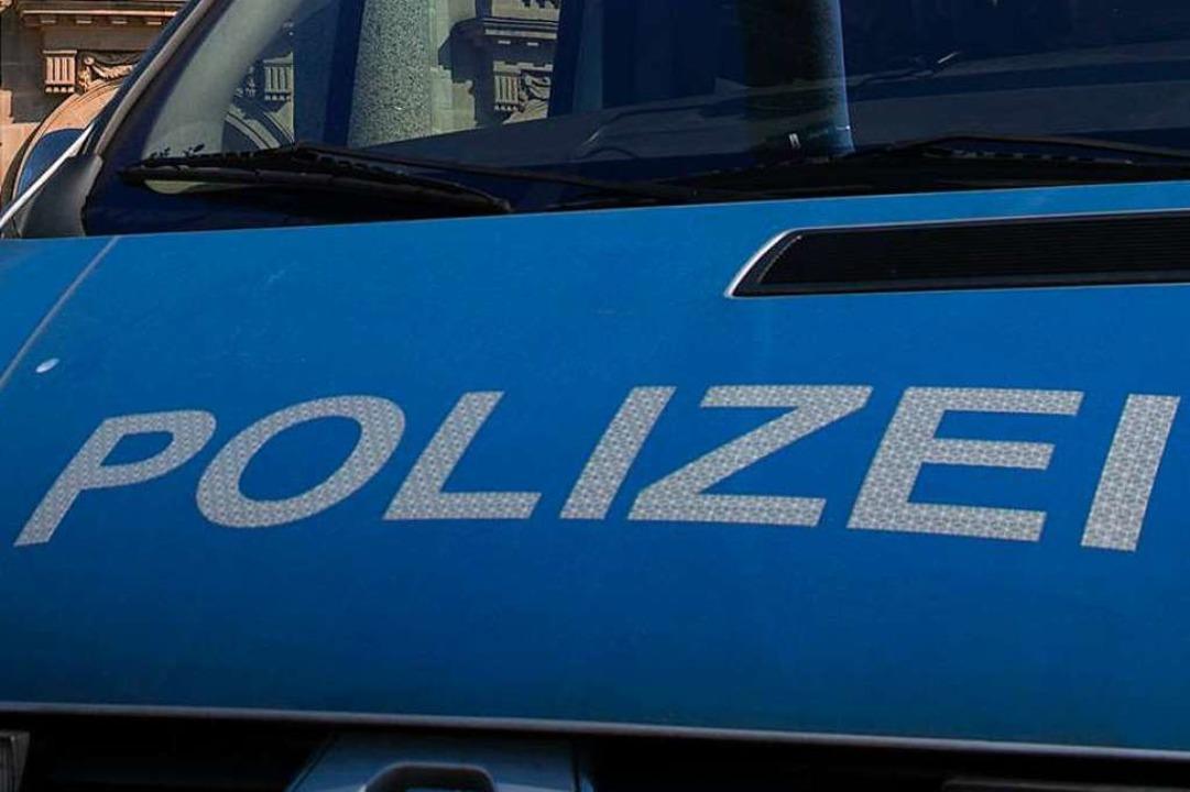 Zum E-Center nach Laufenburg wurde die Polizei gerufen.    Foto: Paul Zinken (dpa)