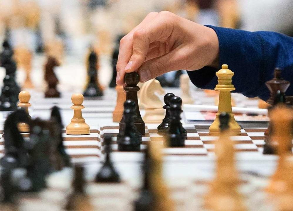 Wer Schach spielt, muss sich gut konzentrieren können.   | Foto: Lukas Schulze