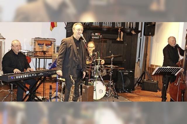 Papa Klaus-Quartett in Feldberg