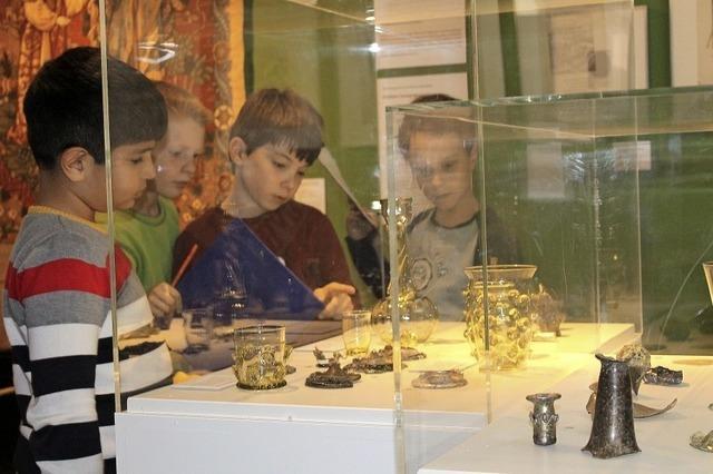 Ferien- und Rahmenprogramm im Lörracher Dreiländermuseum
