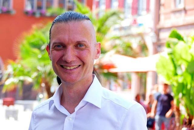 Jürgen Durke ist der erste Stadtrat der Tierschutzpartei im Lahrer Gemeinderat