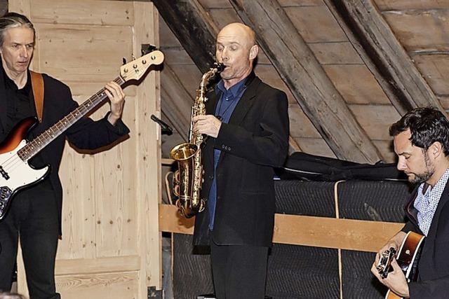 Drei Musiker, eine Leidenschaft