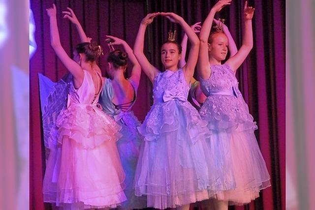Ein märchenhaftes Tanzvergnügen